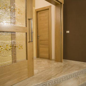 luxury designed door